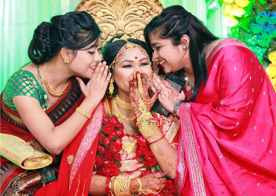 Candid Wedding Photography Burdwan